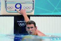 17ème médaille olympique pour Michael Phelps