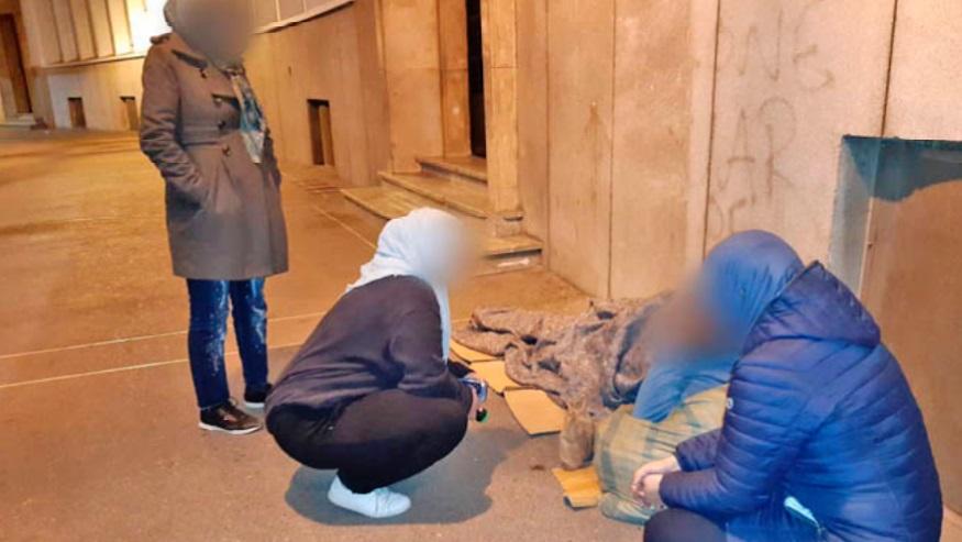 Des milliers de SDF pris en charge par les centres d'accueil