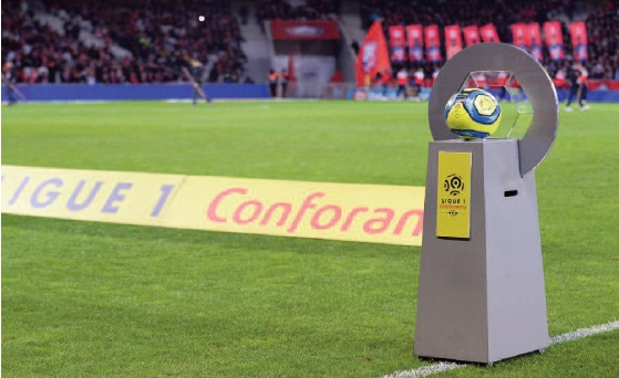 A l'arrêt, le Championnat de France craint le décrochage en Europe