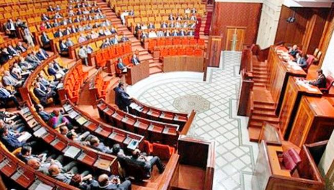 La séance des questions orales à la Chambre des  représentants axée sur le commerce et l'industrie
