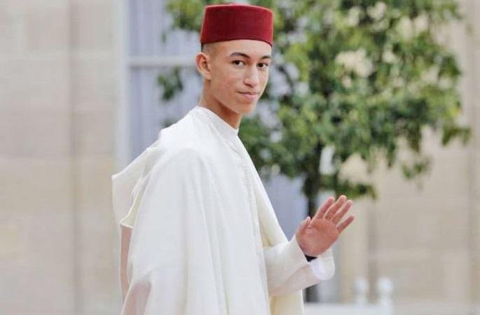 Célébration du 17ème anniversaire de S.A.R le Prince Héritier Moulay El Hassan