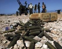 Selon un rapport universitaire :  Les armes abandonnées en Libye sont une menace pour les civils