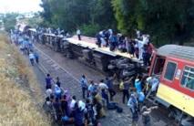 Un accident causé par des actes de vandalisme : Un train déraille, l'hôpital Ghassani également