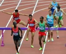 Brahim Taleb et Hamid Ezzine en finale du 3000 m steeple des J.O  dimanche 20h45 TU