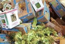 Vaste campagne de contrôle : Saisie de 6 tonnes de produits alimentaires impropres à la consommation