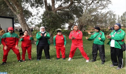 Mounir Sahnoun: Le mental et le physique des athlètes déficients mentaux impactés par la distanciation sociale