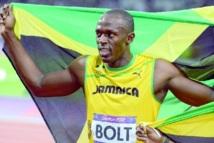 """Dimanche 21h51, la """"Foudre"""" s'abat sur Londres : Le «cent show» de Bolt"""