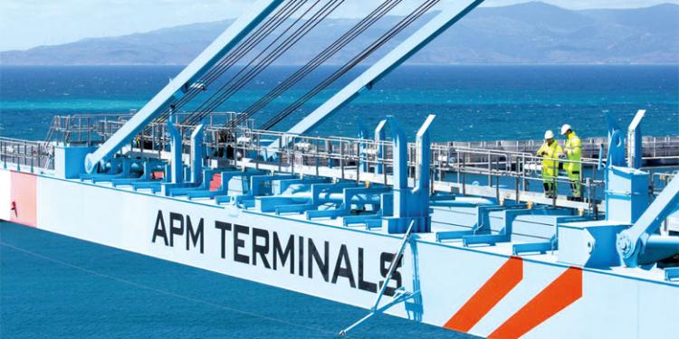 APM Terminals Tangier assure la continuité de ses  activités en prenant les mesures préventives nécessaires