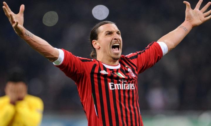 Ibrahimovic de retour à Milan
