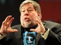 """Le co-fondateur d'Apple, Steve Wozniak, inquiet face au """"nuage"""" des données"""
