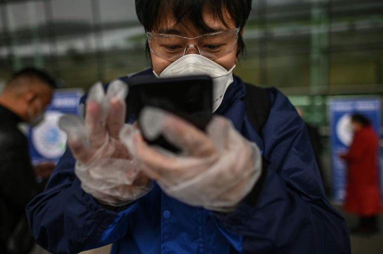 En Chine, les applis de traçage anti-Covid sont déjà partout