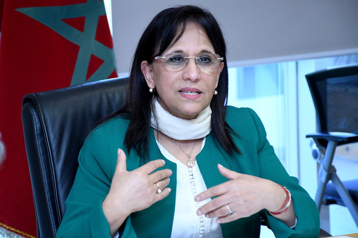 Amina Bouayach : L'Etat ne doit plus se limiter à la régulation des services de base, mais il doit aussi les promouvoir et les protéger