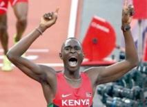Rudisha sauve la face de l'athlétisme kenyan