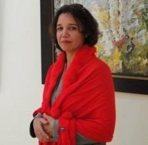 Arts plastiques : Halima Doua impressionne au Parallaxaf de New York