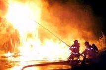 Incendie dans une conserverie à Meknès