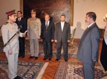 Le président Morsi limite les prérogatives de l'armée égyptienne : Hussein Tantaoui et Sami Anan en prennent pour leurs grades