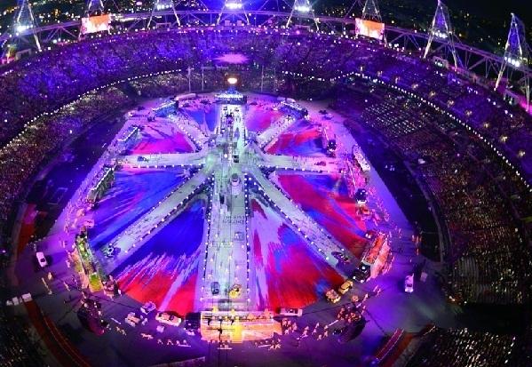 Le cœur léger, Londres chante ses adieux aux Jeux