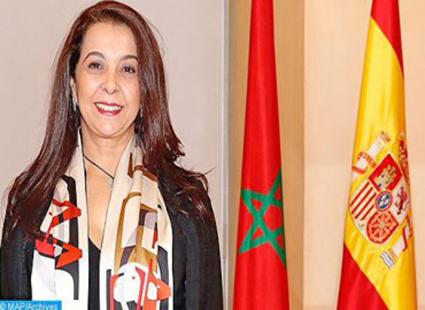 Karima Benyaich : Le Maroc et  l'Espagne ont fait face au Covid-19  de manière coordonnée et responsable