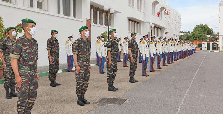 64ème anniversaire de la création des Forces Armées Royales