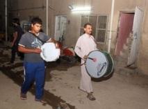 Les crieurs publics du Ramadan se font de plus en plus rares en Irak