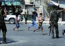 La bataille d'Alep s'intensifie : Affrontements près de l'aéroport de Damas