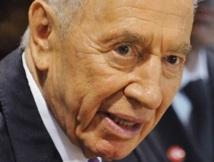 Les déclarations de Shimon Peres font scandale : Polémique en Israël sur une frappe contre l'Iran