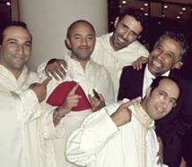 Sous l'impulsion du célèbre producteur de musique Redone : Khaled et le groupe Mazagan chantent la paix
