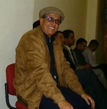 """Abderrahim Laklaâ publie son premier recueil """"Erras Bahr"""""""