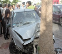 Accidents de la circulation : 22 morts et 1.200 blessés en périmètre urbain