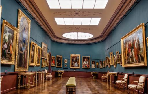 Confinés,  les musées dévoilent leurs  merveilles  en mode  360°