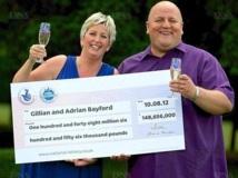 Euro Millions: le couple de gagnants ne savait pas comment finir le mois