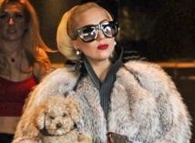 Lady Gaga s'explique sur ses manteaux en fourrure