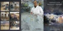 Exposition de l'artiste Mohamed Jamaâti : Lumière et spiritualité