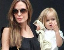 Angelina Jolie affrontera sa propre fille dans « Maleficent »