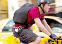 """Cinquième film de David Koepp : """"Premium Rush"""", une course-poursuite dans les rues de New York... à vélo"""