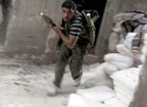 Syrie : L'armée bombarde violemment des secteurs d'Alep et de Damas