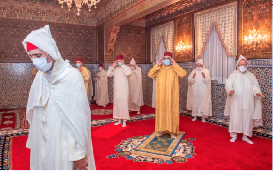 S.M le Roi, Amir Al-Mouminine, commémore Laylat Al-Qadr
