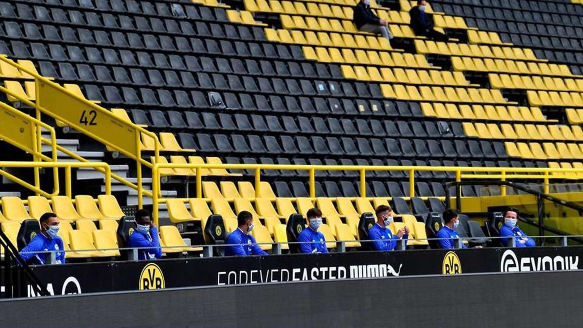 En Bundesliga, 90 minutes de silence... plus une pour les victimes