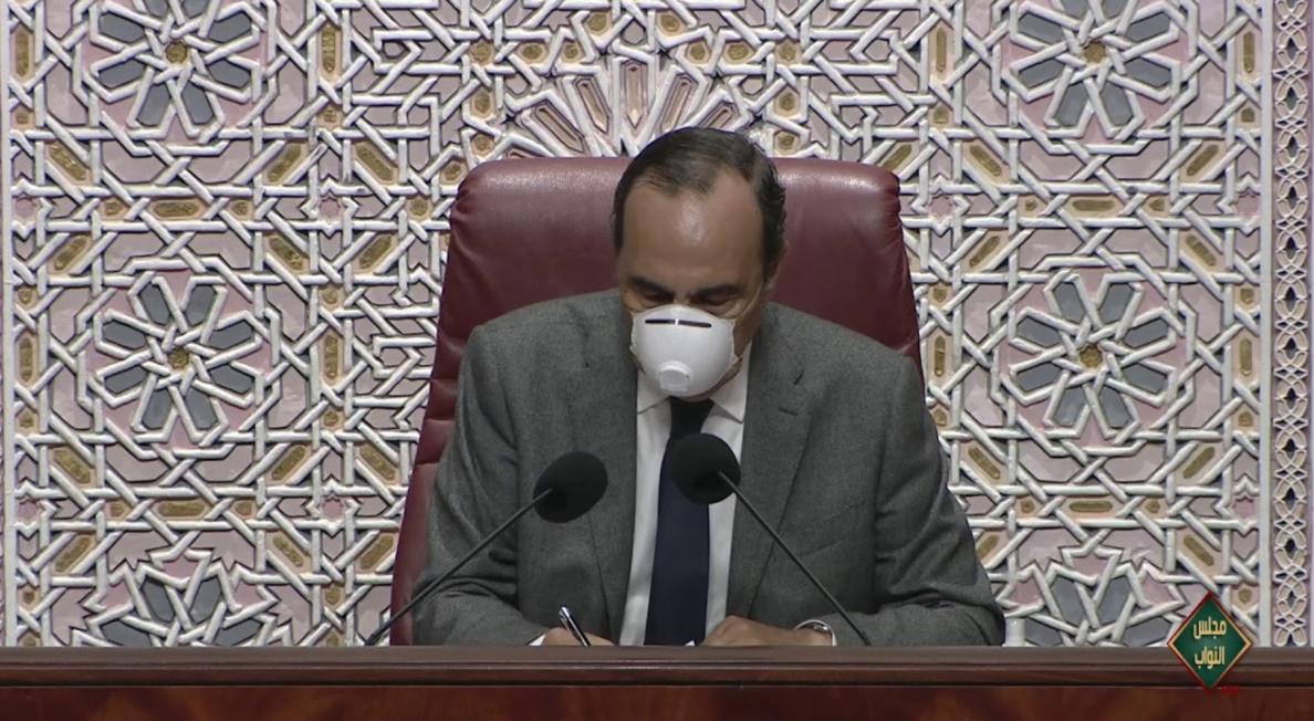 Habib El Malki  : Les efforts consentis par  les membres de la Chambre  des représentants se sont  traduits par l'adoption  des lois avec efficacité  et rapidité
