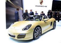 Les Allemands achètent des voitures toujours plus puissantes