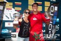 Le Maroc s'offre un champion en surf : Ramzi Boukhiam décroche le titre ASP