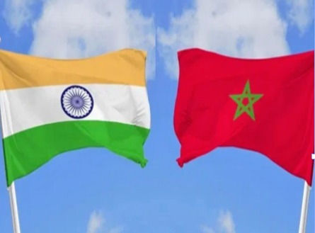 L'ambassade du Maroc à New Delhi en première ligne