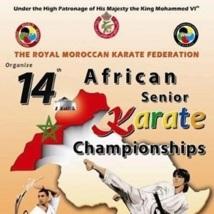 Championnat d'Afrique de karaté : La sélection marocaine lorgne le podium