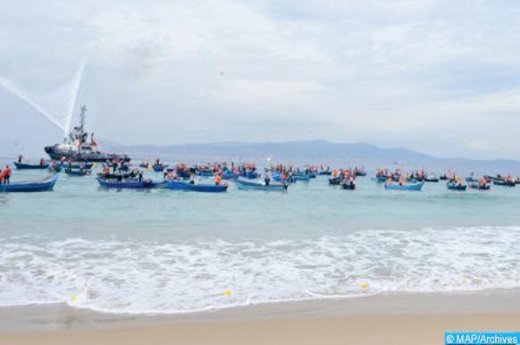 Campagnes de sensibilisation des pêcheurs de Safi