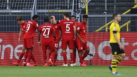 Bundesliga : Le Bayern s'impose à Dortmund et s'ouvre la voie du titre