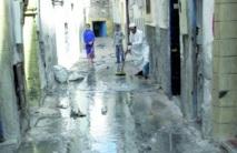 Marche de protestation à Essaouira contre la défaillance des services d'assainissement liquide : Des quartiers inondés par les eaux usées