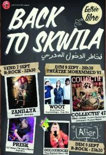 Des concerts animeront la ville de Casablanca : L'Boulevard Festival et Tremplin reportés à 2013