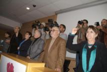 Réunion du Bureau politique : Intégrité territoriale, ISF et 9ème Congrès national à l'ordre du jour