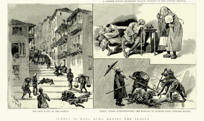 Épidémies... Ces romanciers qui ont tout vu !
