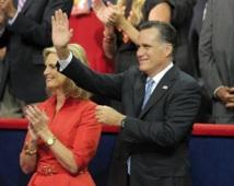 Présidentielle américaine : Mitt Romney investi candidat républicain